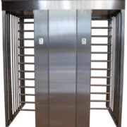 1491 (double units) Full Height Double Security Turnstile (SR1 to SR3 inclusive)