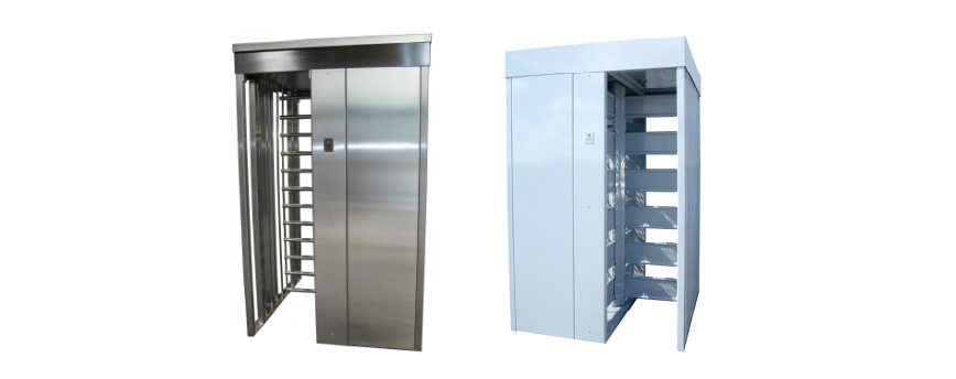 1491 (single units) Full Height Single Security Turnstile (SR1 to SR4 inclusive)