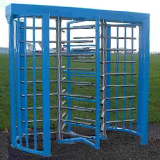Double Fence Line Turnstile EAG58480A-209